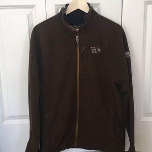 Men's mountain Hard Wear full zip jacket